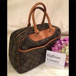 Authentic Preowned Louis Vuitton Deauville